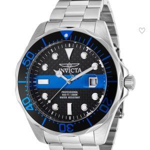 Invicta Pro Diver 14702 Blue Dial Watch